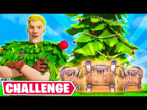 CHRISTMAS TREE LOOT ONLY