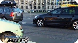 Limo checkt die größten Autofahrersünden