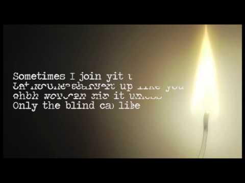 Banners - half light lyrics
