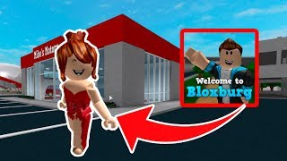 🔴 WELCOME TO BLOXBURG-REAL LIFE IN ROBLOX-TRYING TO GET 1 FRIEND + 10 BLOXBURG DRAW