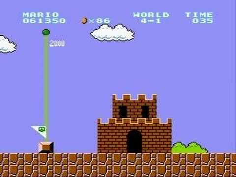 Old fashioned super mario bros 28