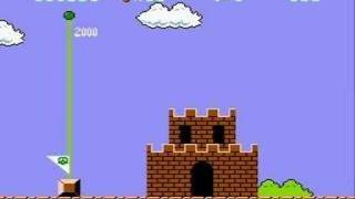 Super Mario Bros. Gameplay Video
