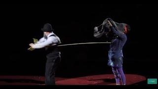 Цирк зажигает огни! Клоун Владимир Георгиевский с легендарной программой в Ярославле!