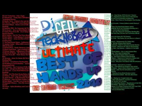 Ced Tecknoboy - Ultimate Hands'up Megamix 2010 (blocked in many countries)