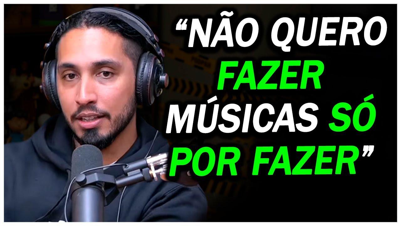 Download RASHID 1 ANO SEM LANÇAR MÚSICA   Cortes do Podpah #115