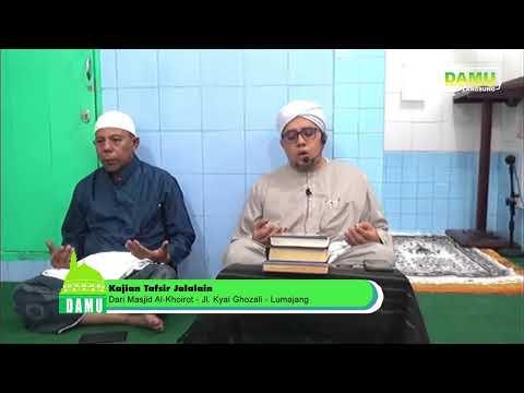 Kajian Tafsir Jalalain - 07-09-2019