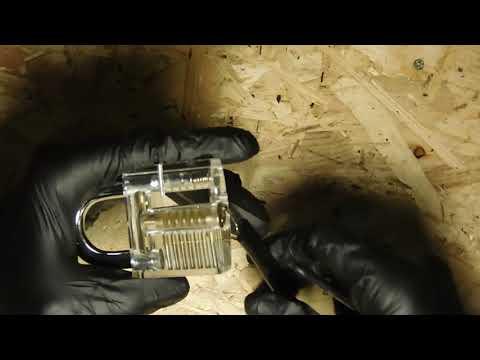 How to Pick a Lock (Private Investigator) - ako otvoriť zámok (súkromný detektív)