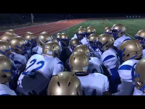 2018 ZUNI HIGH SCHOOL FOOTBALL HIGHLIGHTS