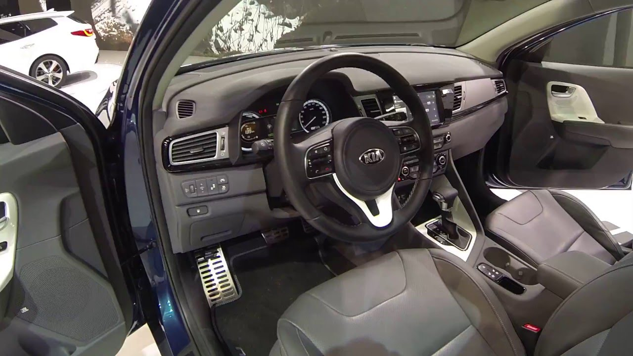 World Car Kia >> Kia Niro OBD2 Diagnostic Port Location - YouTube