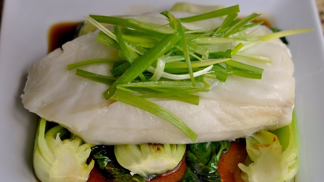 Asian style chilean sea bass does not