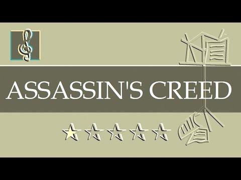 Video Sheet Music - Ezio's Family - Assassin's Creed II (Guitar chords)