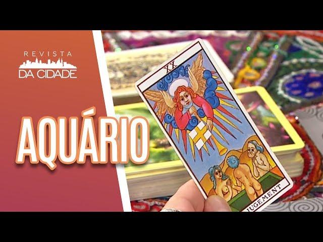 Previsão de Aquário 21/01 a 18/02 - Revista da Cidade (11/03/19)