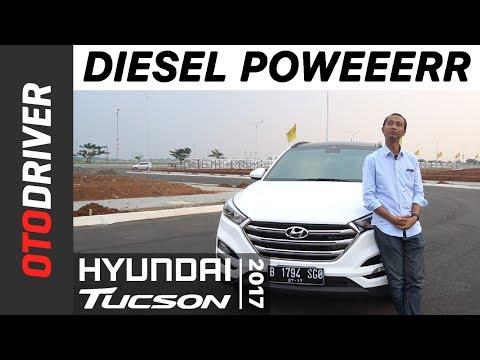 Hyundai Tucson CRDi 2017 Review Indonesia | OtoDriver | Supported By GIIAS 2017