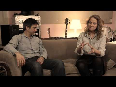 """Talking Love And Hate With Joan Osborne: """"Up All Night"""""""