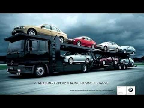 BMW VS AUDI COMMERCIAL WAR
