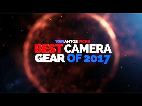 Best Filmmaking Camera Gear of 2017