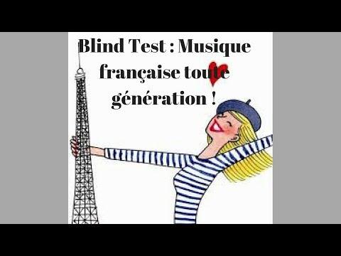 Blind Test Musiques Française toute génération !