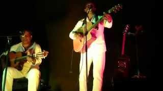 Dama & Erick : improvisation avec Donné au Valiha [1er nov. 2014]