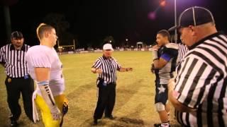 UYFL TV - Bristol Wardogs vs. GC Cowboys 15u