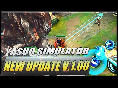 "MARCH UPDATE ""YASUO MOBILE SIMULATOR"" NIGHTBRINGER YASUO"