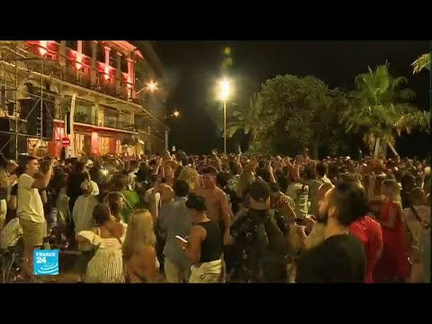 حفل موسيقي في مدينة نيس يثير جدلا بسبب غياب إجراءات الوقاية من فيروس كورونا