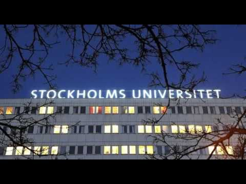 Stockholm University in Sweden   SSU