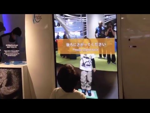 Technology, Shopping and Sights in Osaka Station, Umeda Areas