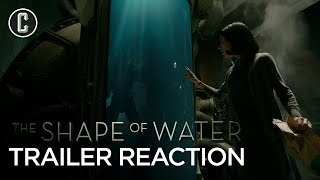 The Shape of Water Final Trailer Reaction and Review