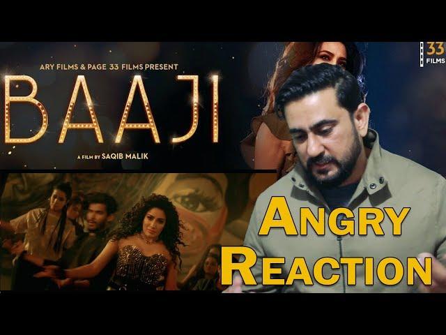 Angry Reaction on Gangster Guriya | Baaji | Chen-K  | Taha Malik ft. Sunidhi Chauhan