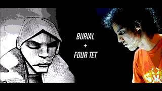 Burial + Four Tet music mix