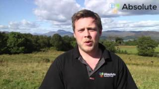Absolute Install Scotlands largest Solar Farm at Mackies of Scotland