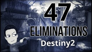 47 Eliminations In Second Ever D2 Game