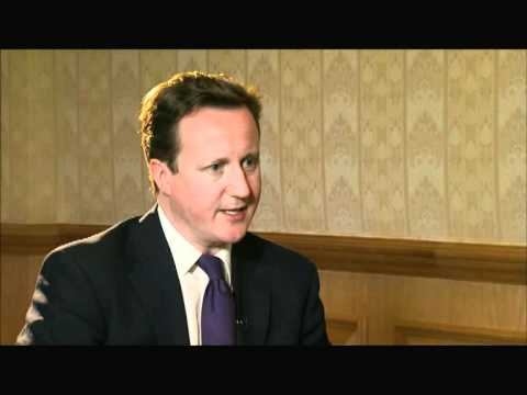 David Cameron: Iran and Israel's Nuclear Programs