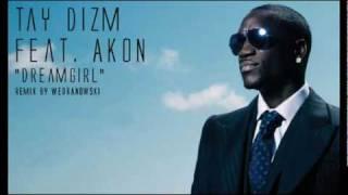 Tay Dizm feat akon Dreamgirl remix 2009.flv