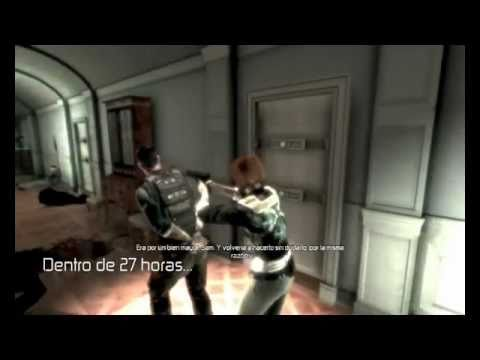 Splinter Cell Conviction Guia Español Parte 13 [Difícil] [Modo Realista]