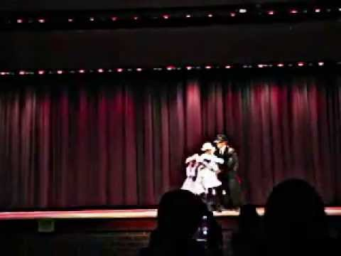"OCD Recital June 2013 - Gianna/Mike father/daughter ""Secret Agent Man"""