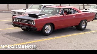 Mopars and Muscle Cars At The Strip 2017 Friday