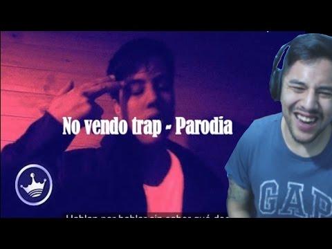 No vendo trap - Duki (Parodia Oficial) | MARALB REACT