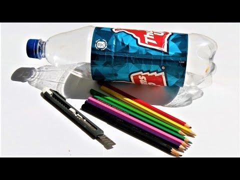Plastic Bottle Craft Ideas Easy Reuse Idea Of Plastic Bottle