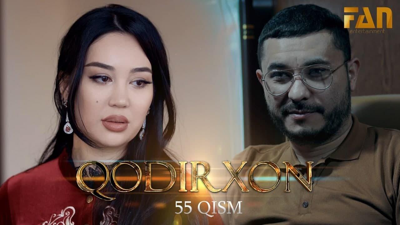 Qodirxon (milliy serial 55-qism) | Кодирхон (миллий сериал 55-кисм)