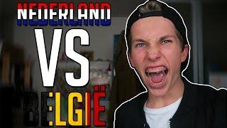 NEDERLAND VS BELGIË !?
