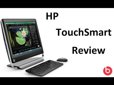 HP TouchSmart 320 Review
