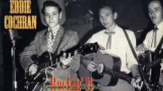 Eddie & Hank Cochran & Bob Denton - That