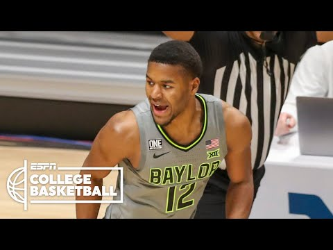 No. 3 Baylor wins OT battle with No. 6 WVU to clinch Big 12 title [HIGHLIGHTS] | ESPN