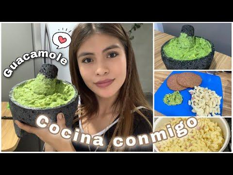 Download Cocina conmigo 👩🏻🍳| Mortadela empanizada + sopa de codito y Guacamole | Ammy Alvarado