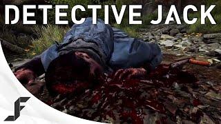 The Vanishing of Ethan Carter Walkthrough Part 1 - Detective Jack