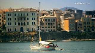 Corfu Island, Greece (Ionian Cruises)