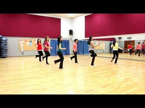 Delicate - Line Dance (Dance & Teach in English & 中文)