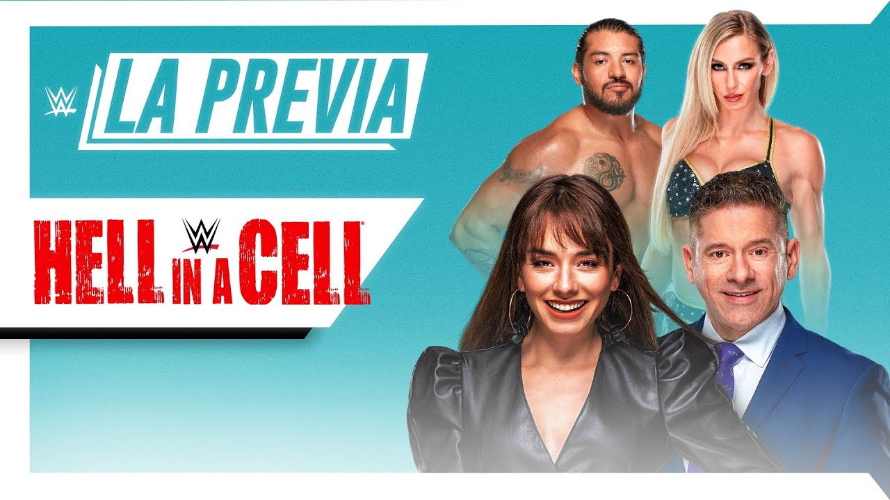 Watch La Previa Hell in a Cell 6/20/21