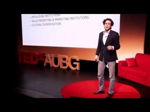 Inspiring faithless societies: Yordan Agov at TEDxAUBG